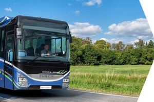 Der IVECO Crossway NP hat zwei Awards in Europa gewonnen.