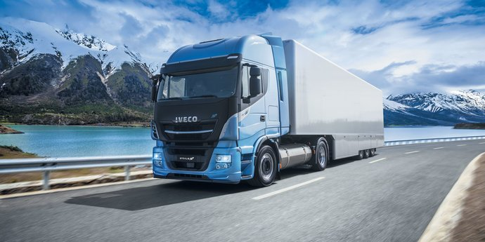 IVECO Stralis Natural Power